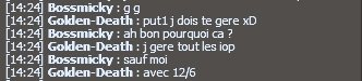 des news !!