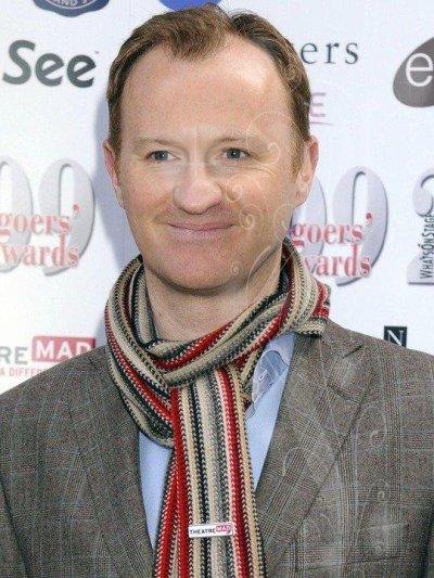 Mycroft Holmes - Mark Gatiss