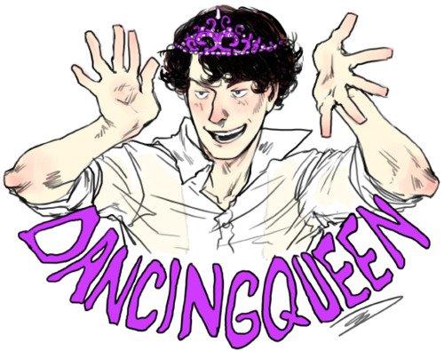 The Benedict's dance