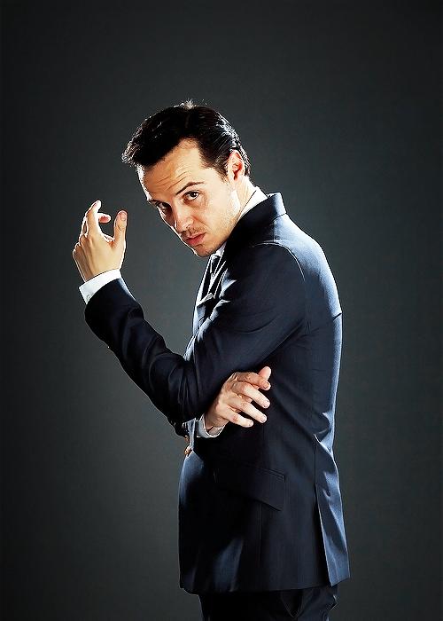 Qui a peur du grand méchant...Moriarty ?