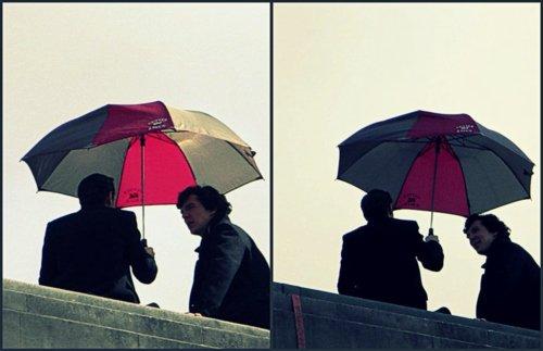 Si Jim et Sherlock avaient été amis...