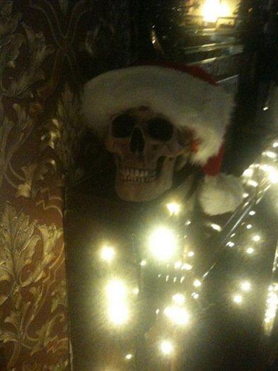 Merry Christmas...avant l'heure ;!