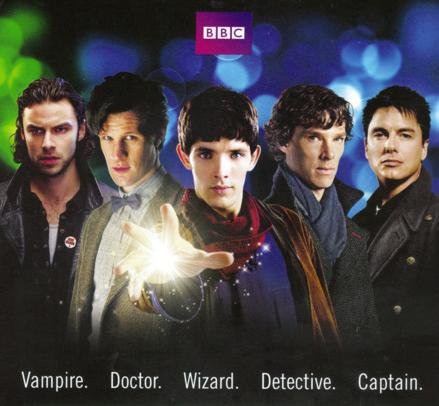 This is why we love BBC ♥