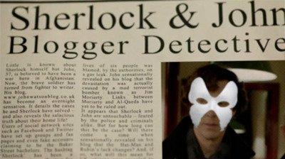 Et si Sherlock n'avait pas pris cette casquette mais autre chose...?