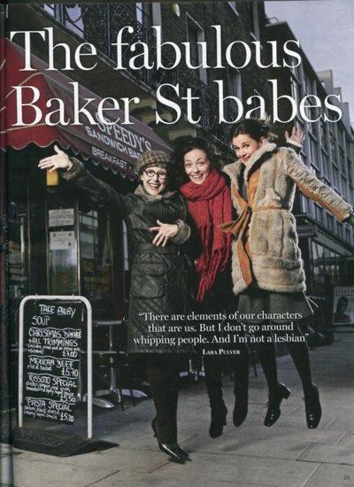 Les filles de Baker street