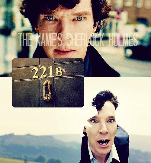 Haaan Sherlock ! *Q*