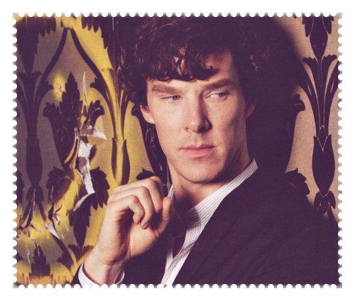 Ooh c'est trop mignon (vous noterez la référence au film Sherlock Holmes ;))
