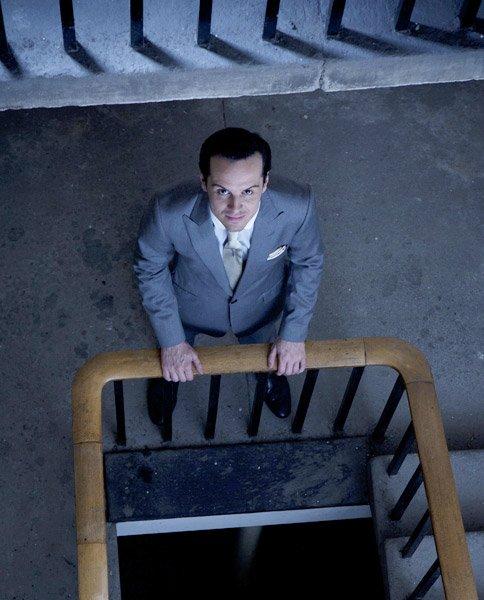 Moriarty ou l'homme qui oblige Sherlock Holmes à devenir un héros.
