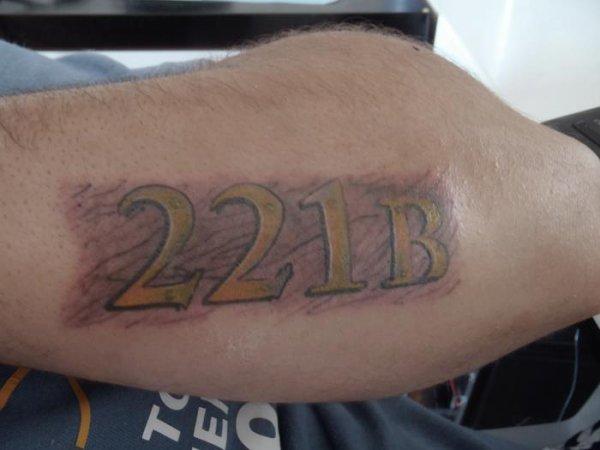 encore un tatoo  :)