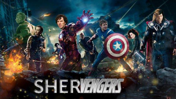 The SHERvengers !