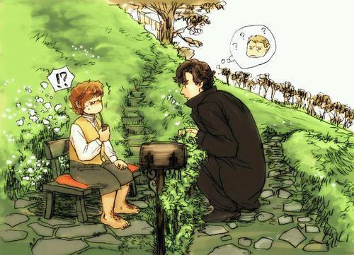 Sherlock ne comprend pas tout...