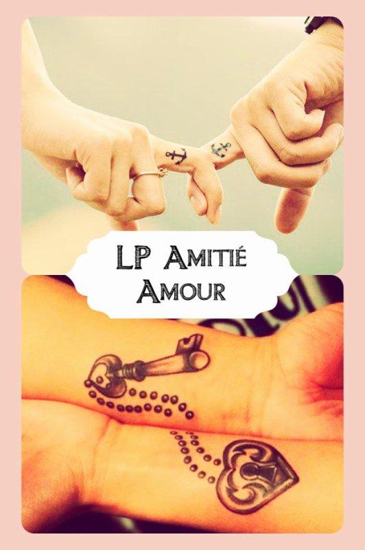 LP Amitié Amour