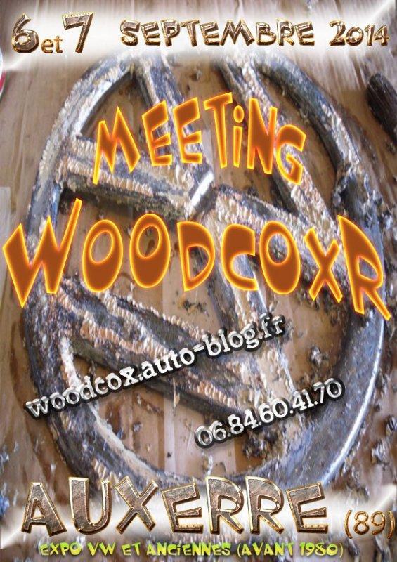 Meeting à Auxerre
