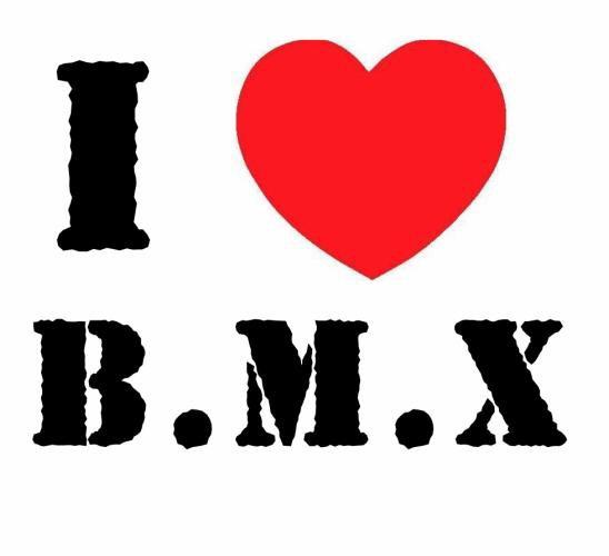 I love bmx top