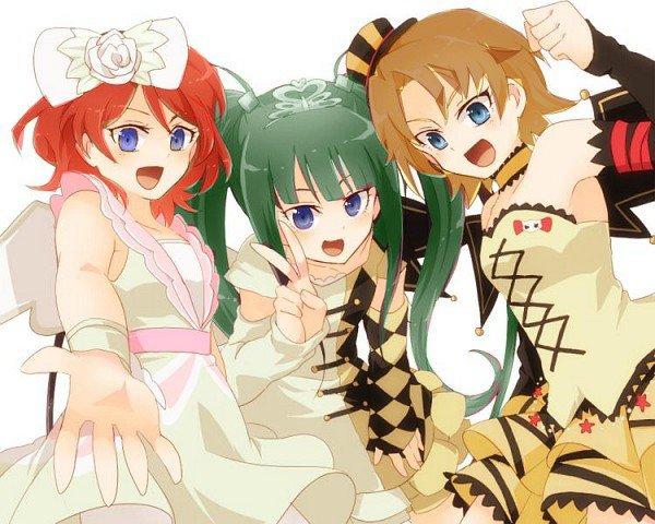 Moi, Maca et Abiru