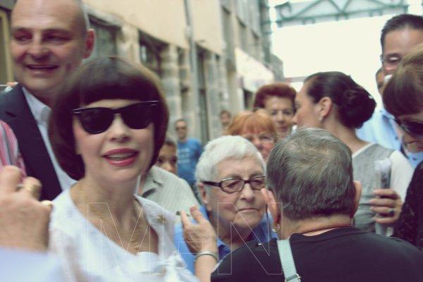 Mireille à Sisteron
