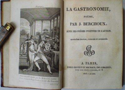 GASTRONOMIE DANS L HISTOIRE
