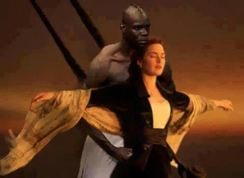 Mario Balotelli joueur emblématique de l'Italie dans Titanic