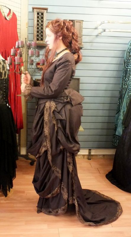 victorian steampunk dress  *.* my dream*.*