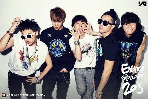 BIGBANG...