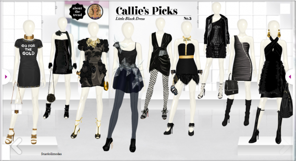Nouvelle collection : Callie's Picks