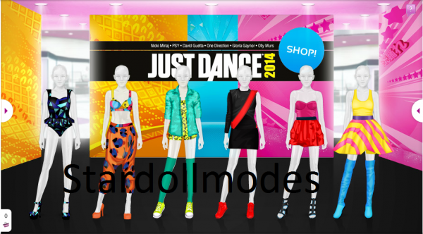 Just Dance 2013 le magasin!