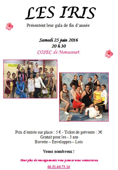 GALA DE FIN D ANNEE - 25.06.2016