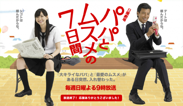 Papa to Musume no Nanokakan DDL Vostfr Complet - JDrama