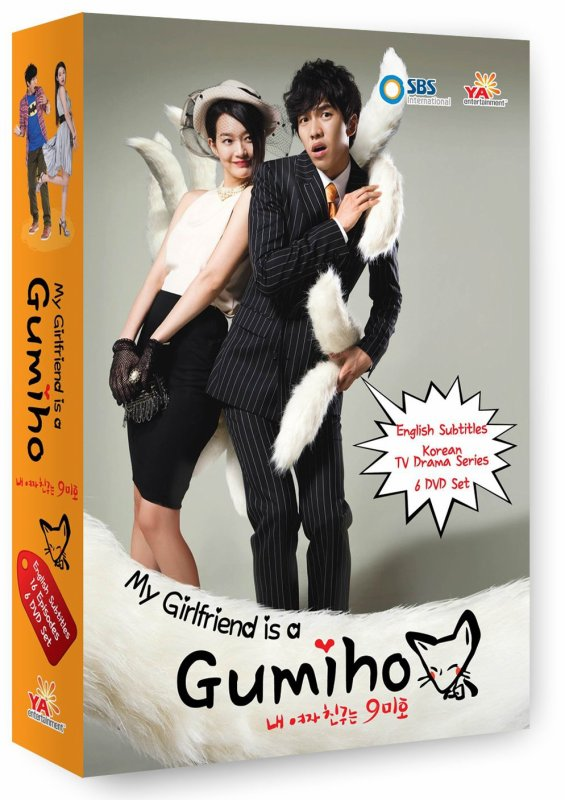 My Girlfriend is a Nine-Tailed Fox Streaming + DDL Vostfr Complet - KDrama