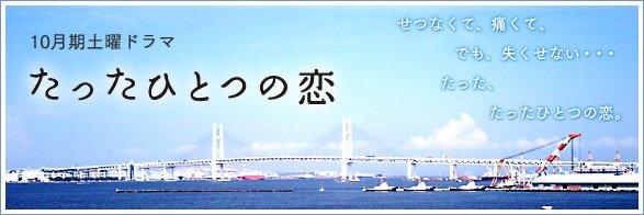 Tatta Hitotsu No Koi DDL Vostfr Complet - JDrama