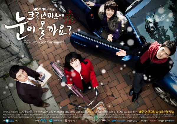 Will It Snow For Christmas? Streaming + DDL Vostfr Complet - KDrama