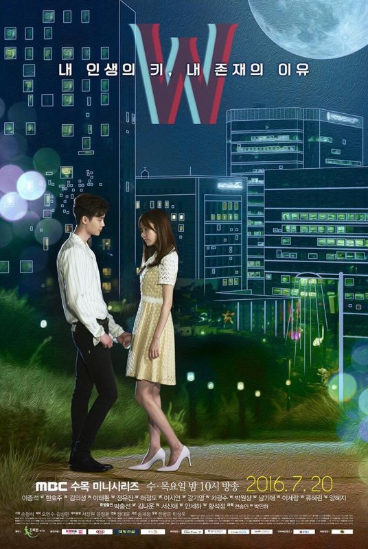W: Two Worlds Streaming + DDL Vostfr Complet - KDrama