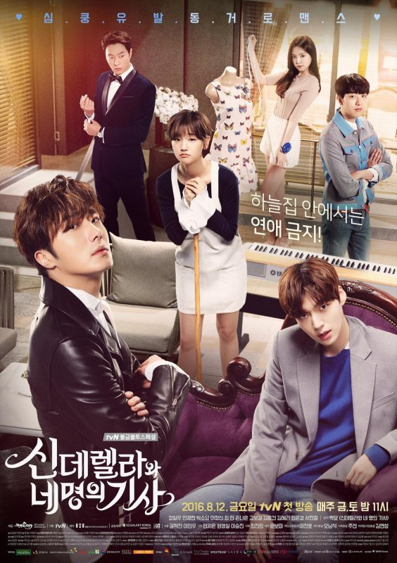 Cinderella And The Four Knights DDL Vostfr Complet - KDrama