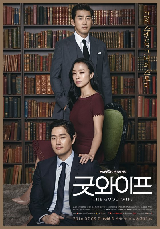 The Good Wife DDL Vostfr Complet - KDrama