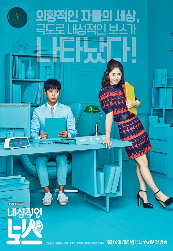 Introverted Boss DDL Vostfr Complet - KDrama
