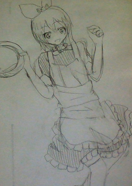 J'ai dessine RIN!
