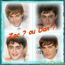 Photo de danradcliffe-vs-zacefron
