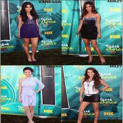 Vanessa / Ashley / Selena / Miley