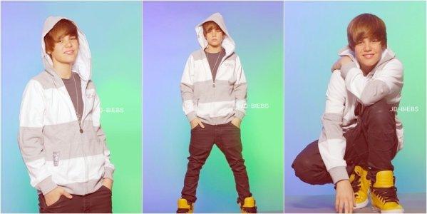 """29 Avril 2010 Nouveau photoshoot de Justin pour le magazine """" Starlive """", Cute ! Justin est arrivée à Paris ! Pour l'instant aucune photos n'est disponible. Clip Eenie Meenie ft Sean Kingston ~ N -Vidéo de Justin sautant à L'élastique"""