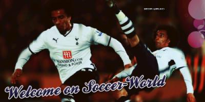 ~ Bienvenue Sur Soccer-World, Ta Source Sur Tottenham ~