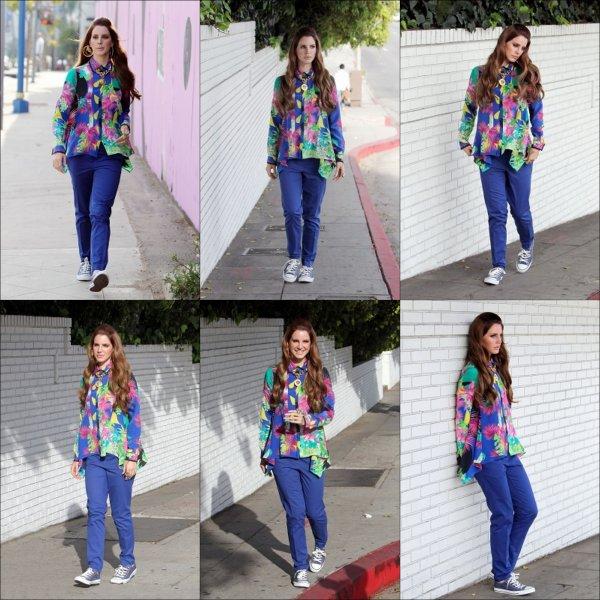 Qui est Lana del Rey datant 2012