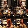 7/02/2012: Le matin Lana Del Rey était à KROQ & KPRI 102.1 (une radio).San Diego.