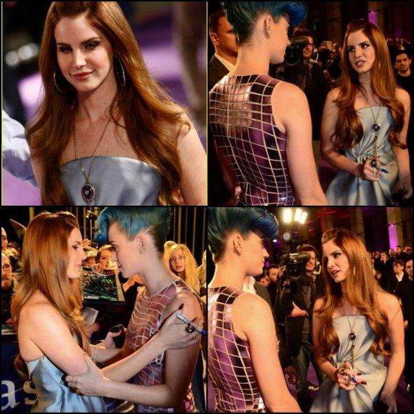 Lana Del Rey; Echo Music Awards 2012.