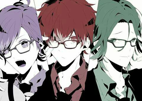 Concours One Shot Diabolik Lovers