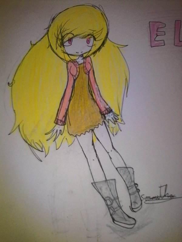 Elise dessin