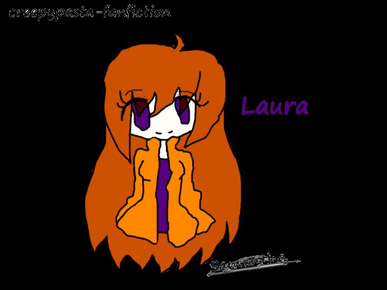 Laura fait à la souris !