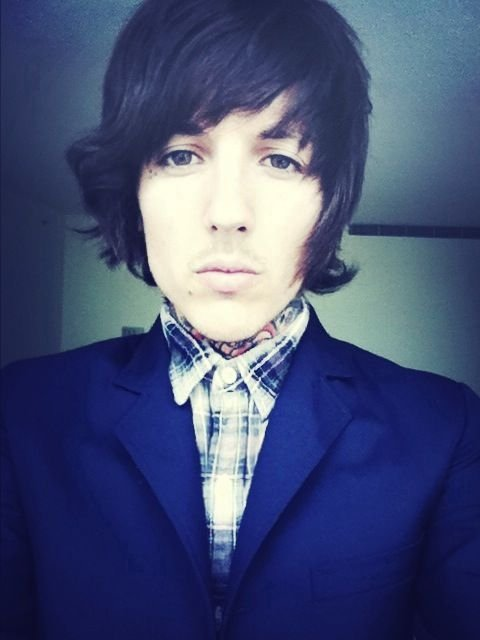 Oliver Sykes.
