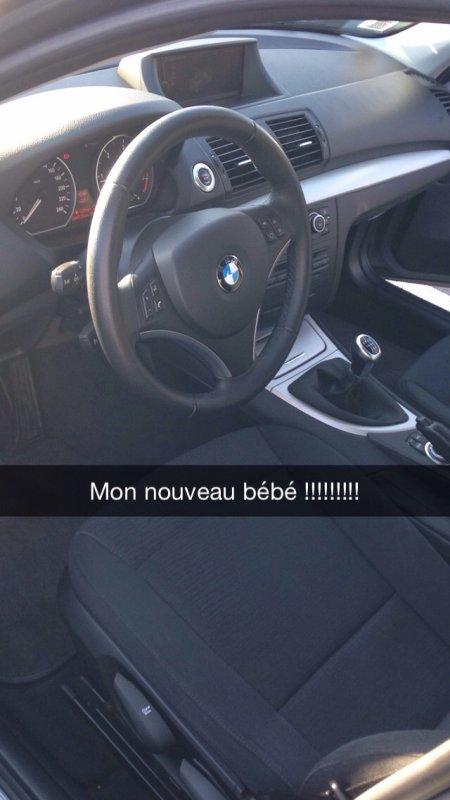 Mon bébé ?✌️snap : M.oziil