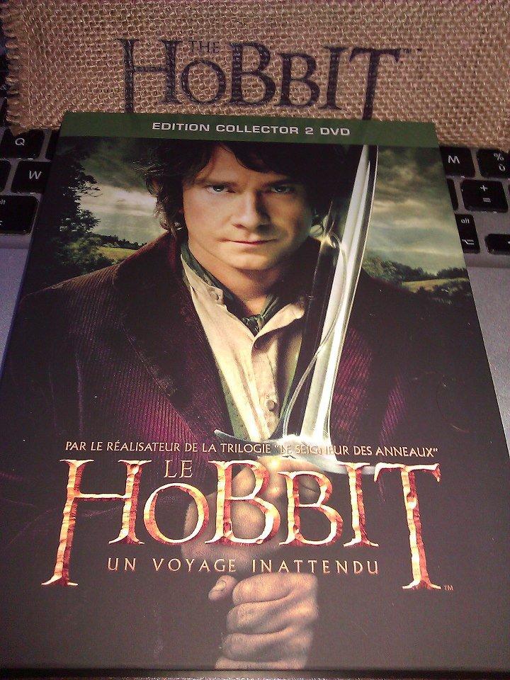 DVD du hobbit/ Moi/ Musiques