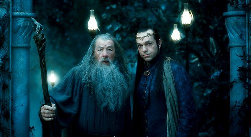 Elfes!  Les belles personnes de la Terre du Milieu.